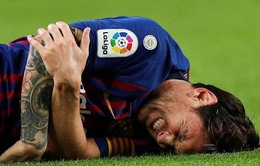 Hồi phục khó tin, Messi trở lại đội hình Barcelona
