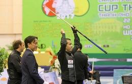 Trần Quyết Chiến tiếp tục làm rạng danh Billiards Snooker nước nhà