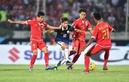 HLV ĐT Myanmar nhận ra lỗ hổng lớn trước cuộc đấu ĐT Việt Nam