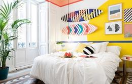 Mẫu phòng ngủ sáng tạo dành cho thanh thiếu niên
