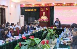 Phó Chủ tịch Thường trực Quốc hội làm việc với Ban Cán sự Đảng Ủy ban Dân tộc