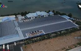 Cần đẩy nhanh cơ chế mua bán điện mặt trời