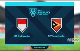 VIDEO: Tổng hợp diễn biến ĐT Indonesia 3-1 ĐT Timor Leste (Bảng B AFF Cup 2018)