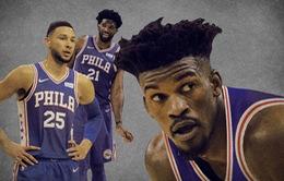 """Bóng rổ NBA: Khi Philadelphia 76ers tạm biệt """"The Process"""""""