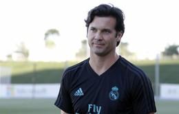 Real Madrid chính thức bổ nhiệm Santiago Solari làm HLV chính thức