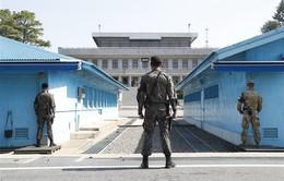 Tháo dỡ chốt biên phòng ở giới tuyến liên Triều