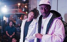 Con trai Will Smith gây náo loạn khi tuyên bố hẹn hò với nam rapper