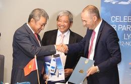 Ký kết hợp tác hàng không Việt Nam – Israel