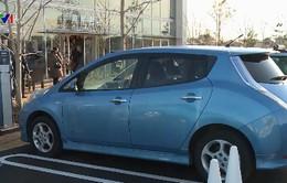 Xe tự hành đa năng hướng tới Olympic Tokyo của Nhật Bản