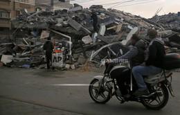Dải Gaza tạm thời hạ nhiệt sau lệnh ngừng bắn