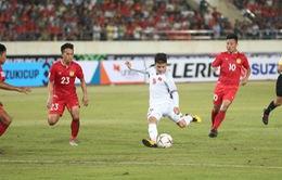 AFF Cup 2018: Bàn thắng của Quang Hải là ứng viên cho danh hiệu bàn thắng đẹp nhất vòng đấu