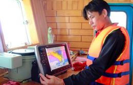 Ngân sách trung ương tiếp tục hỗ trợ hệ thống quan sát tàu cá Movimar
