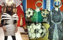 Thời trang từ vật liệu tái chế