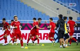 CHÍNH THỨC: Đội hình ra sân của ĐT Việt Nam trong trận gặp ĐT Campuchia