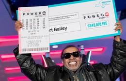 Giải độc đắc Powerball 343,8 triệu USD đã có chủ
