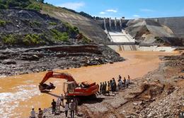 Chính thức cho phép thủy điện Sông Bung 2 tích nước