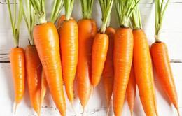 Cà rốt – vị thuốc bổ ích