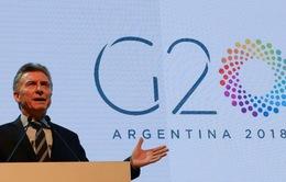 Bắt 2 nghi phạm định tấn công Hội nghị Thượng đỉnh G20 ở Argentina