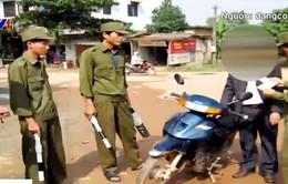 Xử lý vi phạm giao thông - Thẩm quyền của công an xã?