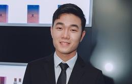 """Ghế không tựa: Cầu thủ Lương Xuân Trường tiếp tục """"đốn tim"""" khán giả"""