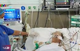 Bệnh viện quận 11 cứu sống bệnh nhân suy tim mức độ nặng