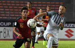 VIDEO: Tổng hợp trận đấu ĐT Timor Leste 2-3 ĐT Philippines (Bảng B AFF Cup 2018)