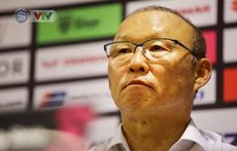 Hòa ĐT Myanmar, HLV Park Hang Seo phàn nàn về trọng tài