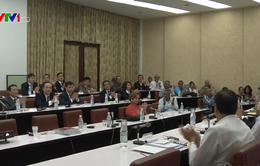 Bế mạc Hội thảo Lý luận Việt Nam - Cuba