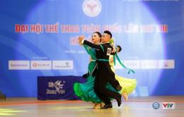 Khiêu vũ thể thao Đại hội TDTT toàn quốc 2018: Hà Nội nhất toàn đoàn