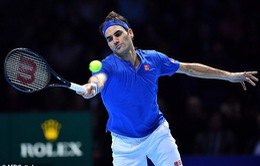 Roger Federer dừng bước tại bán kết ATP Finals 2018