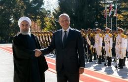 Iran, Iraq thúc đẩy thương mại song phương