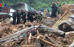 Lũ quét, sạt lở đất kinh hoàng, 13 người thiệt mạng và 4 người mất tích tại Nha Trang