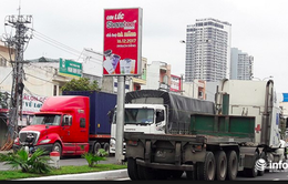 Đà Nẵng: lắp đặt 13 camera giám sát trên trục đường container ra vào cảng Tiên Sa