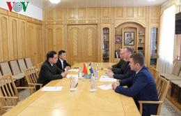 Đại sứ quán Việt Nam tại Ukraine thăm và làm việc tại tỉnh Dnhepr