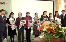 Tri ân thầy cô nhân ngày Nhà giáo Việt Nam tại Đức