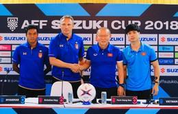 AFF Cup 2018: HLV Park Hang Seo muốn lấy 3 điểm ngay trên sân Myanmar