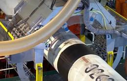 Nga khánh thành tuyến đường dẫn khí đốt dưới biển