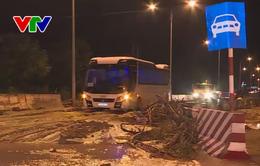 Giao thông đường bộ, đường sắt tại Nha Trang vẫn còn ách tắc