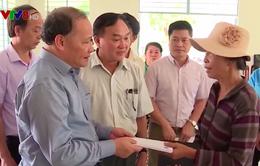 Đoàn công tác Ban chỉ đạo Trung ương về PCTT đến Khánh Hòa