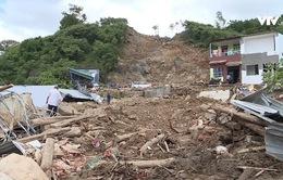 Hồ chứa nước nhân tạo ở Khánh Hoà bị vỡ: Nguyên nhân dẫn đến sạt lở bất ngờ?