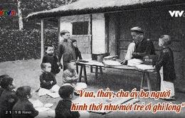 Hình tượng người thầy trong văn hóa Việt