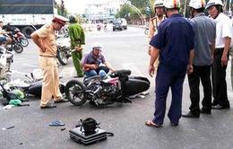 Gần 600 người thiệt mạng vì tai nạn giao thông trong tháng 9