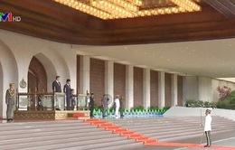 Trung Quốc, Brunei tăng cường quan hệ đối tác chiến lược