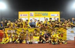 Sao U23 tỏa sáng, U21 Hà Nội vô địch giải U21 quốc gia 2018