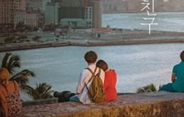 Song Hye Kyo tựa đầu ấm áp bên cạnh tình trẻ
