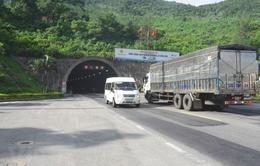 Bộ GTVT thống nhất với nhà đầu tư thu chung cho Hầm Đèo Cả và Hải Vân