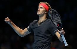 Vô địch ATP Finals, Alexander Zverev sẽ lên đỉnh thế giới?
