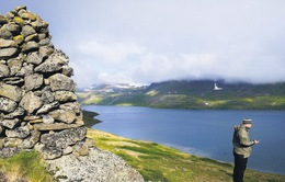"""Hornstrandir-Hòn đảo """"không thiết bị số"""" ở Iceland"""