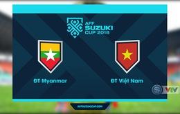 VIDEO: Tổng hợp trận đấu ĐT Myanmar 0–0 ĐT Việt Nam (Bảng A AFF Cup 2018)
