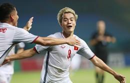 VIDEO: Xem lại bàn thắng không được trọng tài công nhận của Văn Toàn